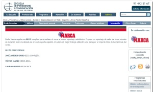 Beca Radio Marca